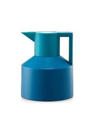 NORMANN COPENHAGEN Turquoise Geo Vacuum Jug