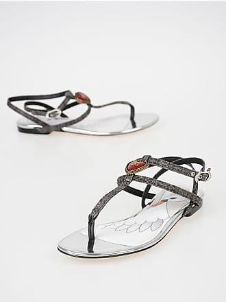 bd613f16fd1e Dolce   Gabbana Straw Flip Flops TROPEA Sandals size 35 ...