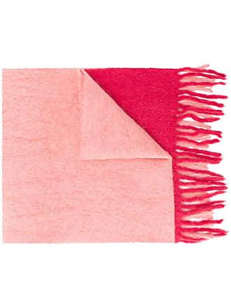 Acne Studios Kelow Dye two-tone scarf - Rosa