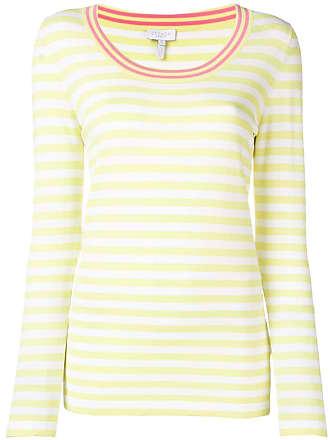 Escada Sport Blusa de tricô com decote arredondado - Amarelo