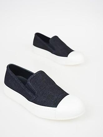 Prada Denim Slip on Sneakers size 8,5