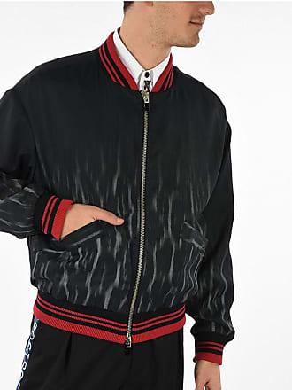 Just Cavalli Animal Printed Bomber Jacket size 52