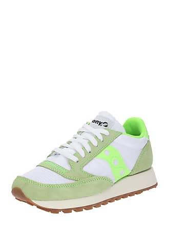 separation shoes 6ed6e 698c2 Saucony Sneakers JAZZ ORIGINAL VINTAGE grün   neongrün   weiß