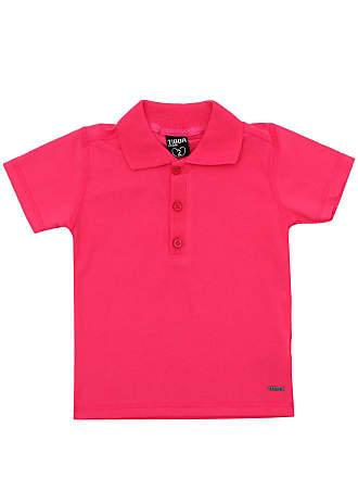 Tigor T. Tigre Camisa Polo Tigor T. Tigre Lisa Rosa