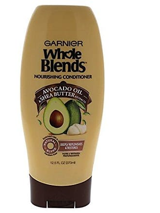 Garnier Whole Blends Conditioner with Avocado Oil & Shea Butter Extracts, 12.5 fl. oz