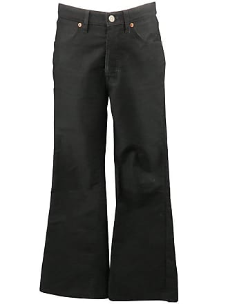 6939915b80ee Gucci Gucci By Tom Ford Size 29 Black Cotton Flared Bell Bottom Jeans