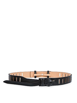 McQ by Alexander McQueen Knot Belt Black