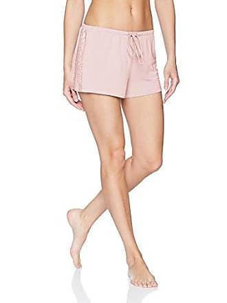 PJ Salvage Womens Lily Lesuiree Shorts, Pink, M