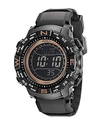 Speedo Relógio Masculino Digital Speedo Preto