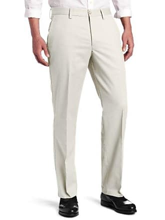 Dockers Mens Iron Free Khaki D2 Straight Fit Pant, Cloud - discontinued, 40W x 30L