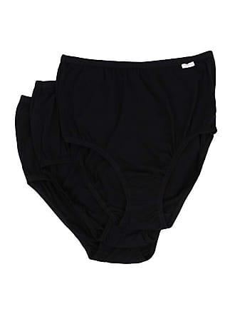 be7553a46fb Jockey Plus Size Elance(r) Brief 3-Pack (Black/Black/