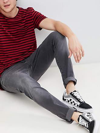 Wrangler bryson skinny jeans gray zone - Gray