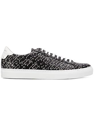 à baskets monogrammé Givenchy Noir motif a5gwxwFq