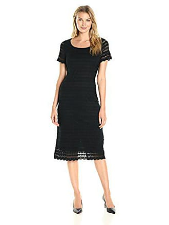 1b556858a6 Ronni Nicole Womens Short Sleeve Coin Lace Mid Length Dress