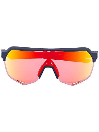 100% Eyewear Óculos de sol degradê S2 - Azul