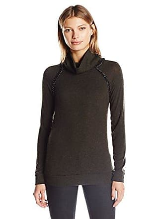 Bailey 44 Womens Chains Sweater, Olive X-Small