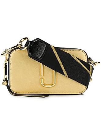 b3fa40a3ea2 Marc Jacobs Snapshot Small Camera bag - Metallic