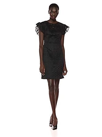 b7c890ca7e0 Trina Turk Trina Trina Turk Womens Mai Tai Ruffle Sleeve Dress
