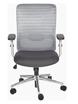 Unique Furniture Selma High-Back Office Task Chair Red - 5408