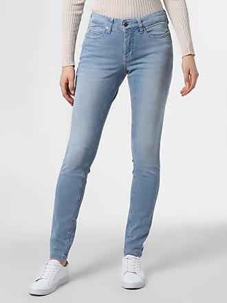 MAC Damen Jeans - Dream Skinny blau