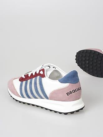 Dsquared2 Sneakers NEW RUNNER HIKING in Pelle taglia 40 296f63b38c7