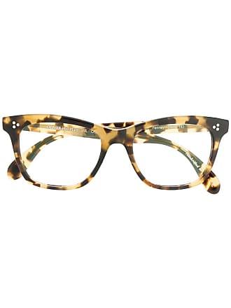 Oliver Peoples Penney tortoiseshell glasses - Marrom