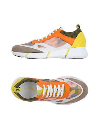 basses Sneakers CHAUSSURES Elena Iachi Tennis YqZXXO