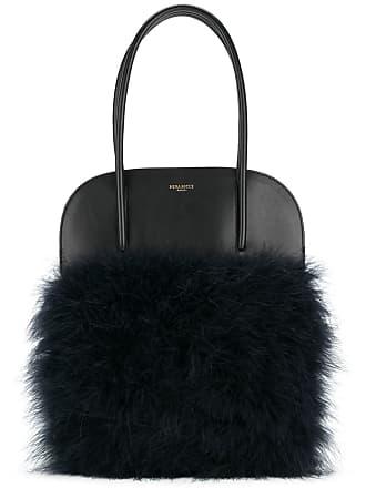 Nina Ricci textured shoulder bag - Azul