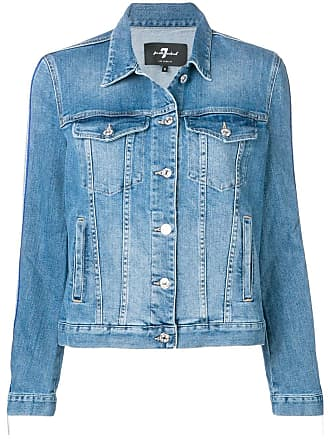 7 For All Mankind classic denim jacket - Blue