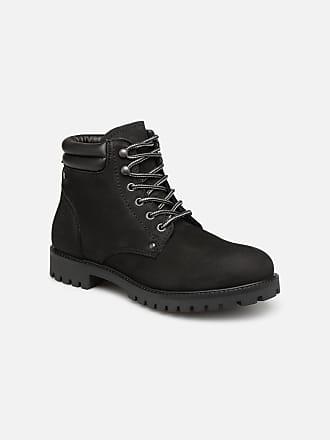 f0fbd8b2a48afd Jack   Jones JFWSTOKE NUBUCK BOOT NOOS - Stiefeletten   Boots für Herren    schwarz