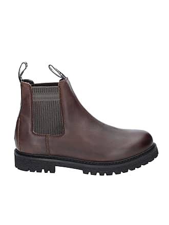 2262c22b7c4c Tommy Hilfiger EM0EM00139 Ankle Boots Man Brown 41