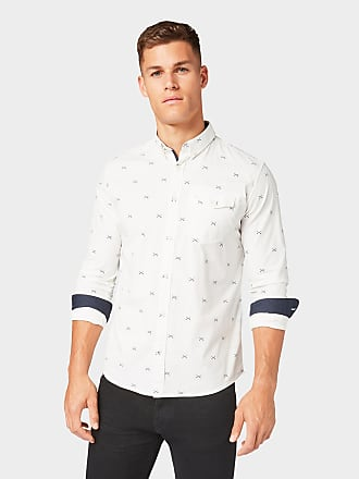 Tom Tailor Hemd mit Allover-Print