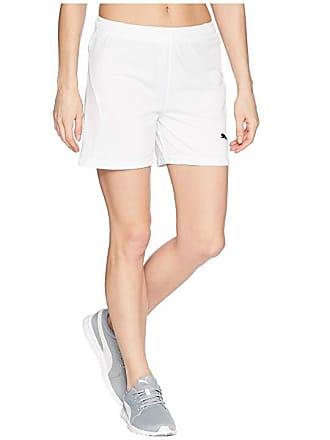 921c77a8e4f9 Puma Liga Shorts (Puma White Puma White) Womens Shorts