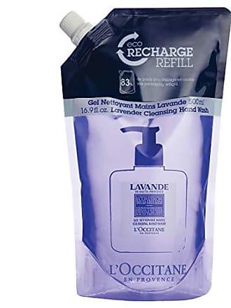 L'Occitane Lavender Cleansing Hand Wash Refill, 16.9 Fl Oz