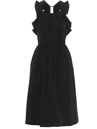Ulla Johnson Willa ruffled twill dress