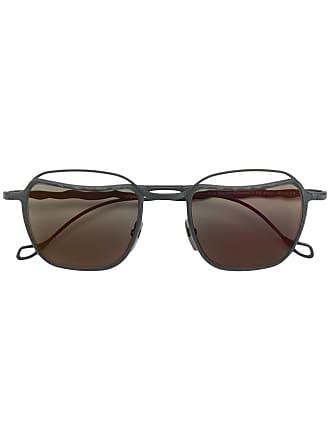Kuboraum Óculos de sol quadrado - Preto