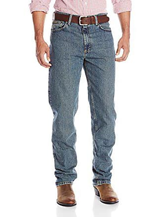 Wrangler Genuine Wrangler Mens Relaxed Fit Jean,Mediterranean,30x30