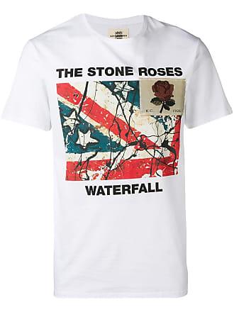 Kent & Curwen The Stone Roses band T-shirt - Branco
