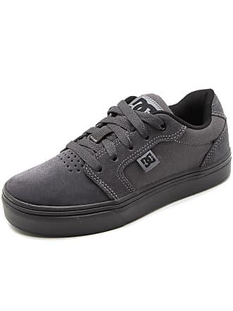 DC Tênis DC Shoes Anvil La Cinza