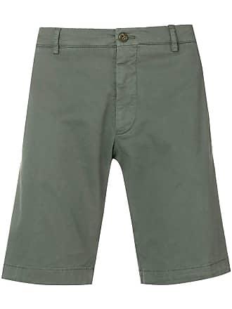 Berwich classic bermuda shorts - Verde