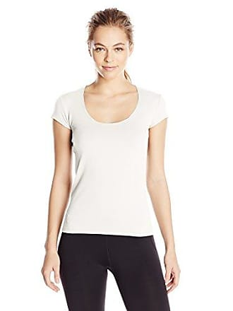 Only Hearts Womens Delicious Cap Sleeve Scoop Neck, Creme, Small