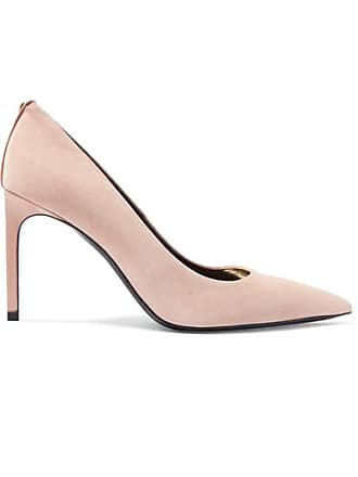 8c037e2b8e1 Tom Ford Suede Pumps - Sand. Tom Ford. Suede Pumps - Sand. £520.00.  Delivery  free. Tom Ford Embellished Pvc And Metallic Leather Slingback  Pumps - Silver