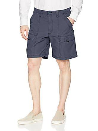 Wrangler Authentics Mens Canvas Utility Hiker Short, newport navy, 40