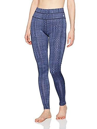 a133ea96f8a81 Maaji Womens Blue Prints of Sea Yoga Leggings, Multi, M