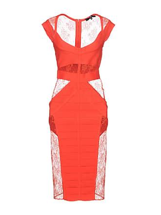 Elisabetta Franchi DRESSES - Knee-length dresses su YOOX.COM