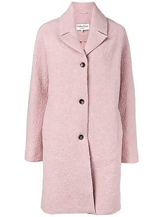 Ymc You Must Create textured coat - Pink