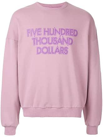 Yoshiokubo pink graphic sweater