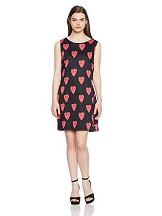 2d37716d2141d Desigual Vest Cristina, Robe Femme, Noir (Negro), FR (Taille Fabricant