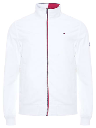Tommy Jeans JAQUETA MASCULINA ESSENTIAL - OFF WHITE