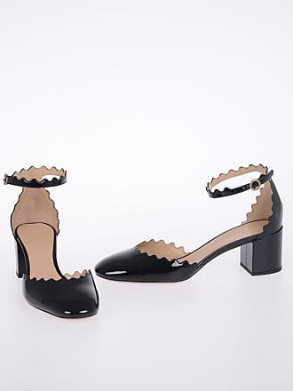 Chloé 5 cm Patent Leather Heeled Shoes size 38,5